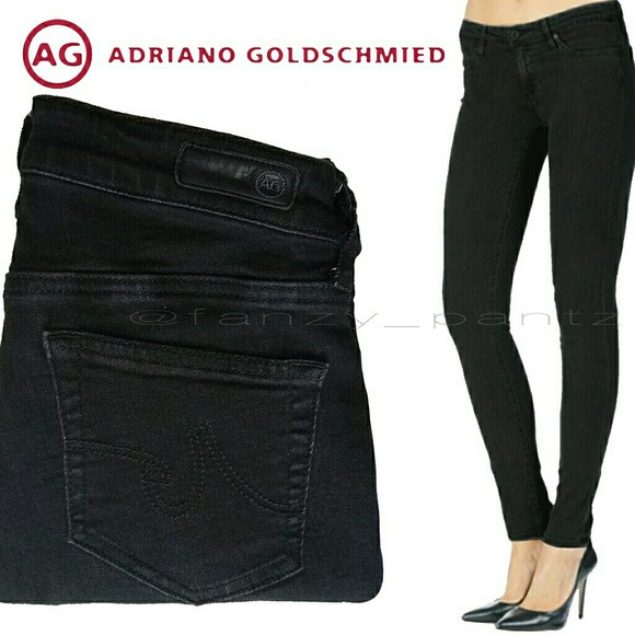 9f750a34784bb3 Ag Adriano Goldschmied Denim - AG Jegging Super Skinny Stretch Jeans 24  Adriano